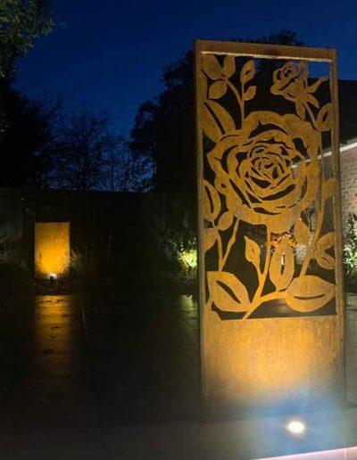 laurel-hill-garden-design-night