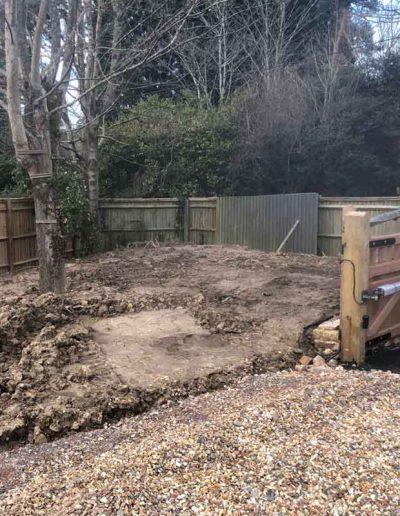laurel-hill-garden-design-driveway-garden-before-1